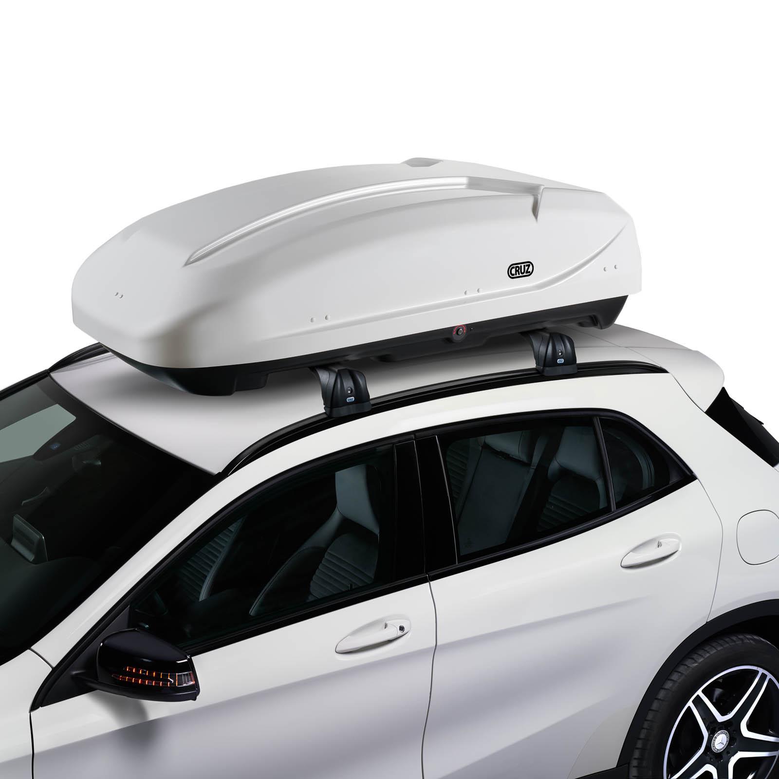 CRUZ Paddock elite 400B -glossy white -