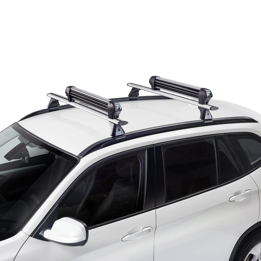 basket cargo ski rack w profile x h low p roof rb l steel rooftop apex for car