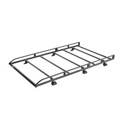 Steel roof racks